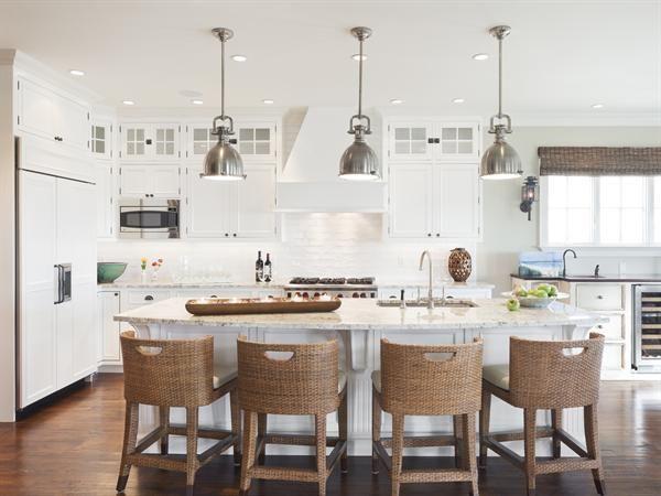 Design Details: White Kitchens   Design, Kitchen   Builder Magazine
