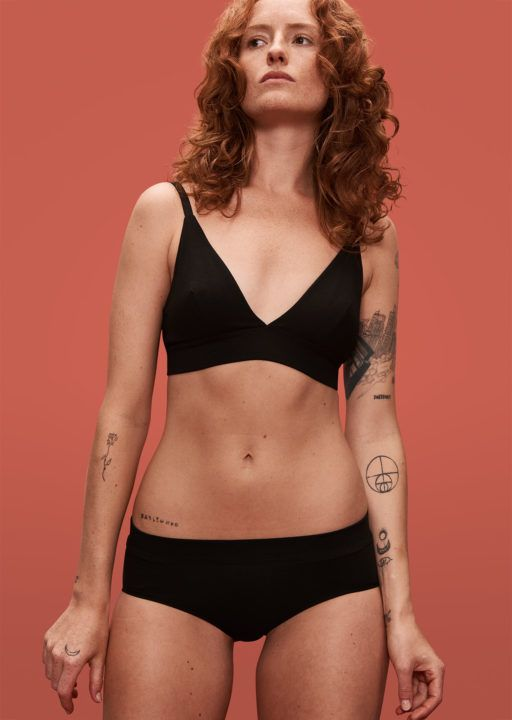 Our organic women's underwear is produced sustainably in an organic quality, for the highest comfort and softest touch. Our organic cotton is the softest you will try.