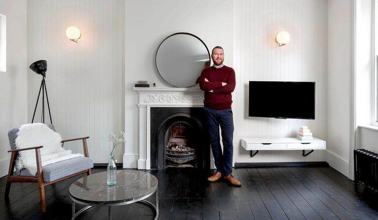 When Gary and Claire Tynan were ready to buy a flat, they looked for something lateral, with no space-gobbling staircases. Gary, an Irishman, and his Paris-born wife, 34, both architects, met in Australia but settled in London, working at different practices. But it was hard to save while renting in north London, and although they looked for a plot to build on, it was beyond their budget. They decided to do up a flat instead.