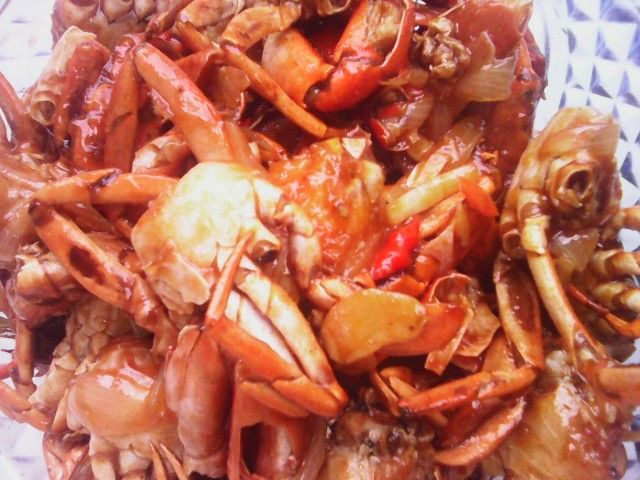 Souted Crab