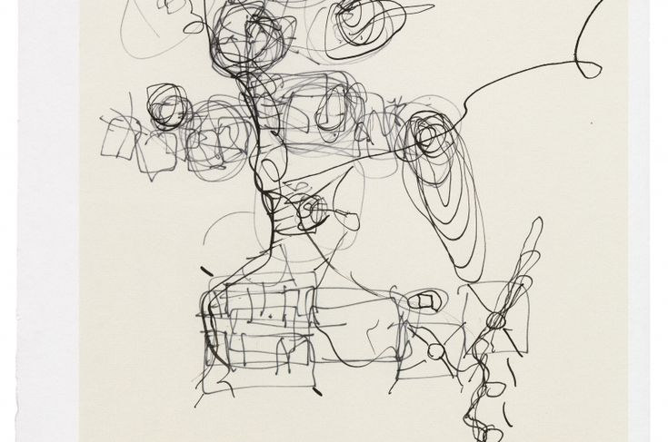 Albert oehlenworks on paper2016 galerie max hetzler