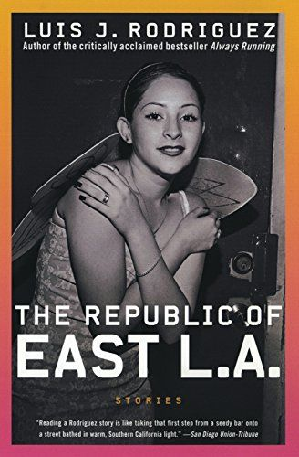 """A brilliant collection of short stories about life in East Los Angeles. Whether hilariously capturing the voice of a philosophizing limo driver whose dream is to make the most of his rap-metal garage band in """"My Ride, My Revolution,"""" or the monologue-styled rant of a tes-ti-fy-ing! tent revivalist named Ysela in """"Oiga,"""" Rodriguez squeezes humor from the lives of people who are not ready to sacrifice their dreams due to circumstance."""