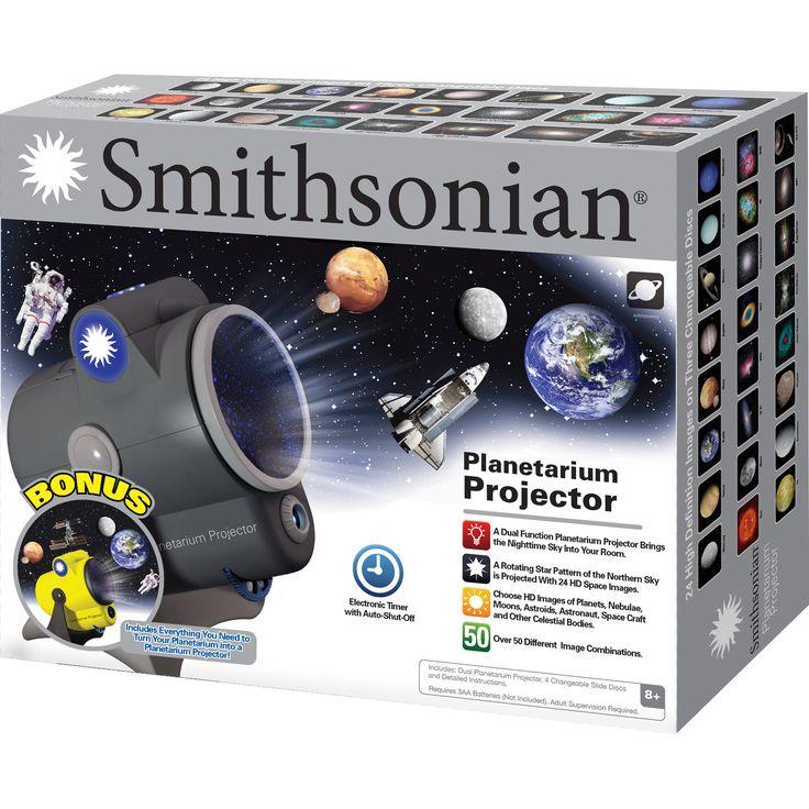 Smithsonian Planetarium Projector with Bonus