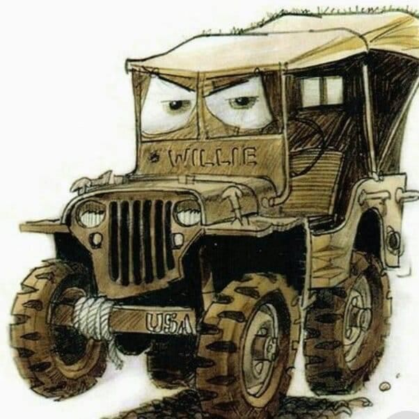 Jeep Photos Jeep Art Jeep Drawing Willys Jeep