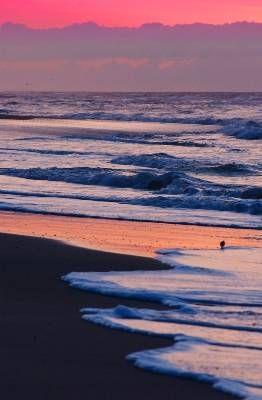 Ocracoke Island beach @ sunset  aahhh...
