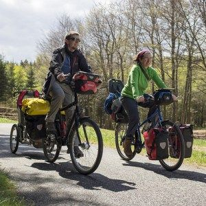 Picking Out Panniers For Bicycle Touring | TravellingTwo: Bicycle Touring Around The World