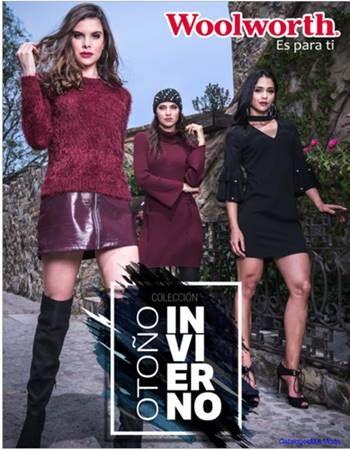 Woolworth  Colección Otoño Invierno 2018 Jóvenes. Tiendas Woolworth 6c6157332568