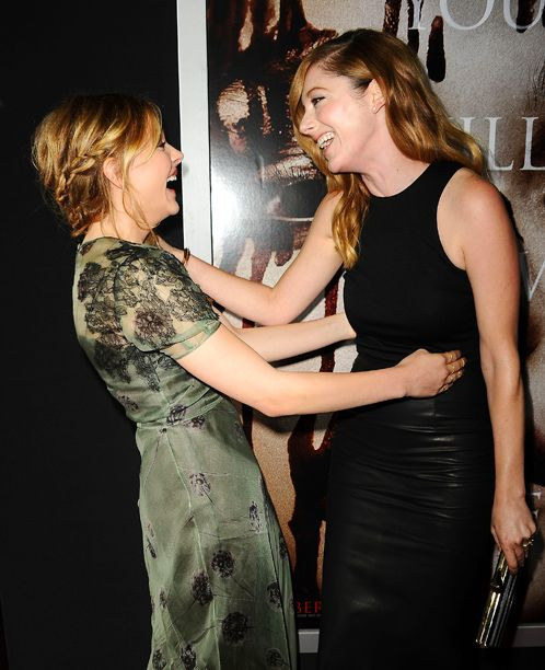 Chloe Moretz, Julianne Moore, 'Carrie' cast talk horror movies   EW.com