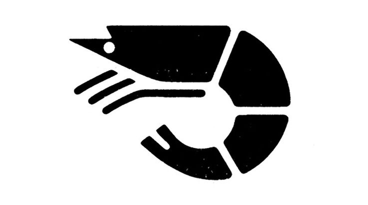 Jean Widmer - pictogramme crevette