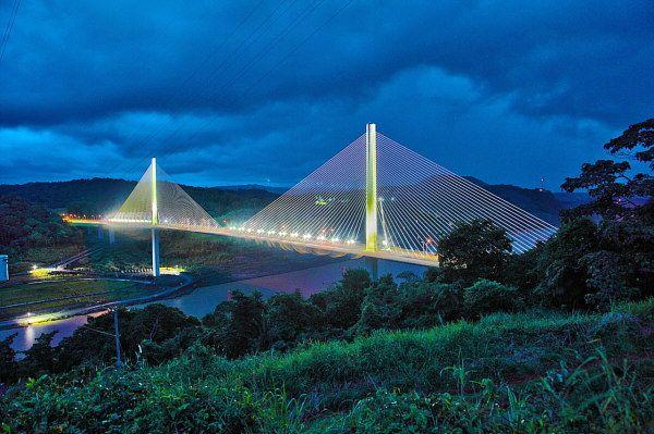 Мост Столетия / Puente Centenario, Panama