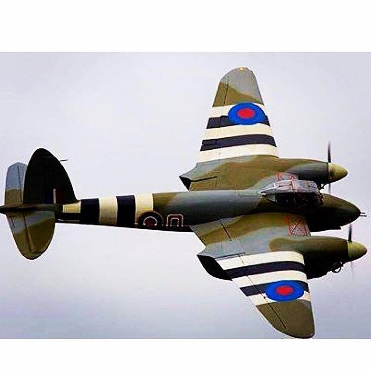 Wooden Wonder' The deadly De Havilland Mosquito (Mossie) …
