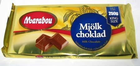 Swedish Chocolate! Yumm!