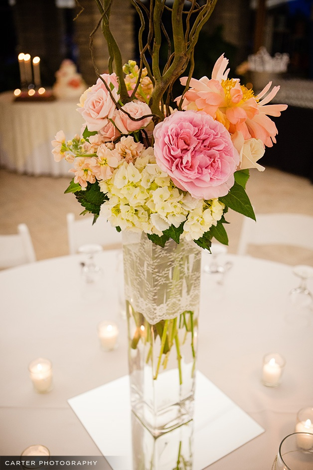 200 best garden style wedding decor glam and traditional images on erin volante floral sunset inspired wedding flowers at powell gardens junglespirit Gallery