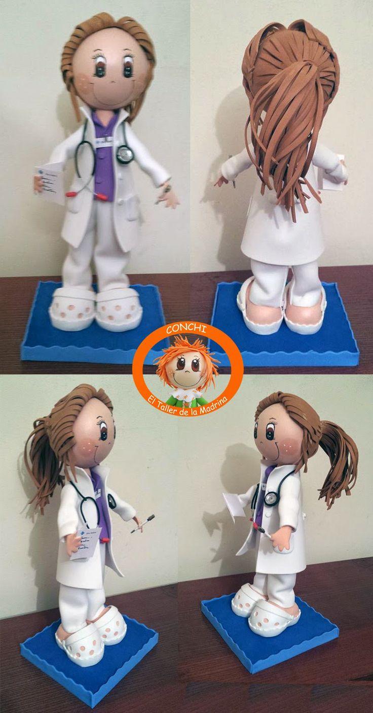 El Taller de la Madrina: DOCTORA SOSTRE