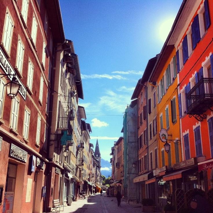 Barcelonnette - Rue Manuel