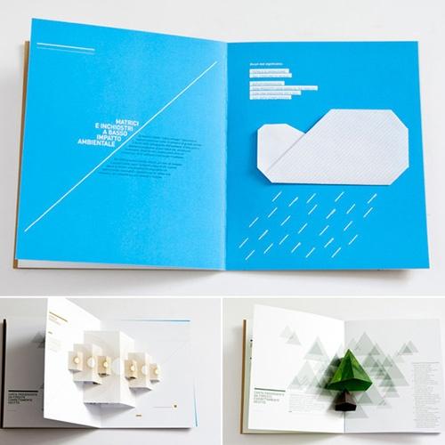 pop up brochure