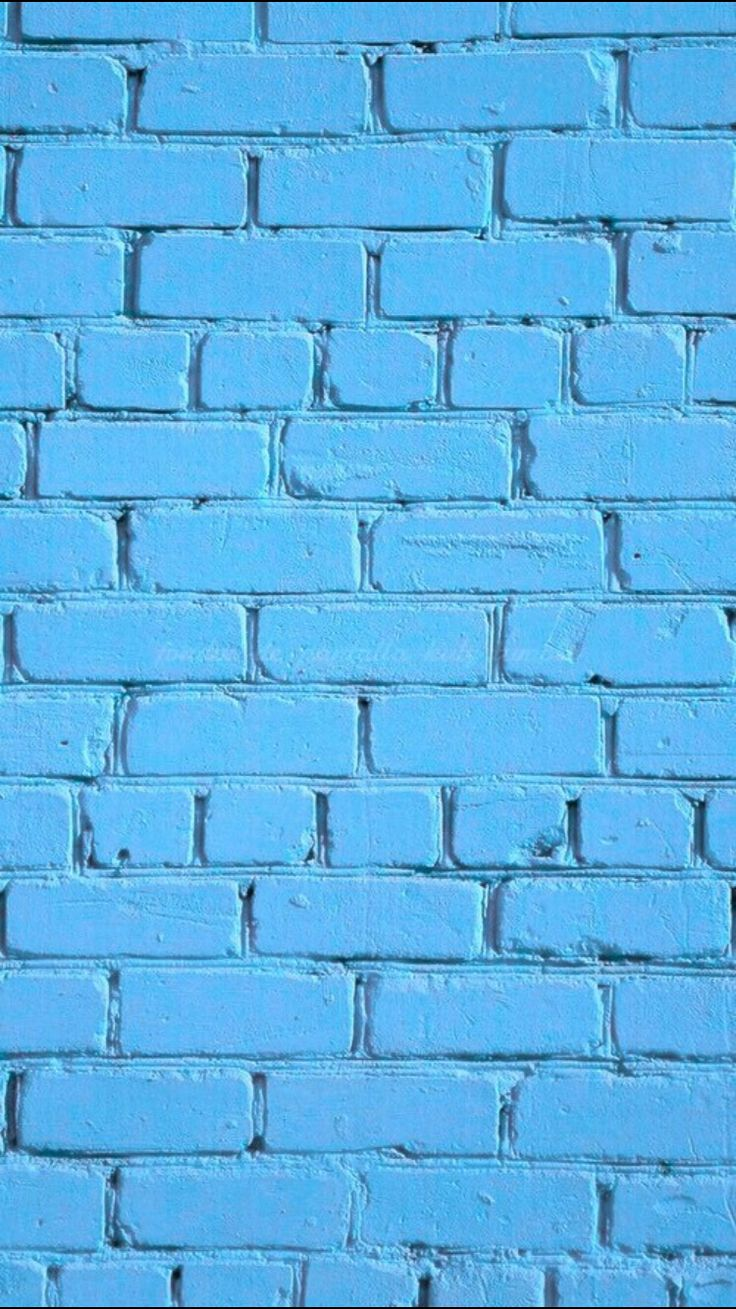 26 best images about brick on pinterest pink walls On blue brick wallpaper