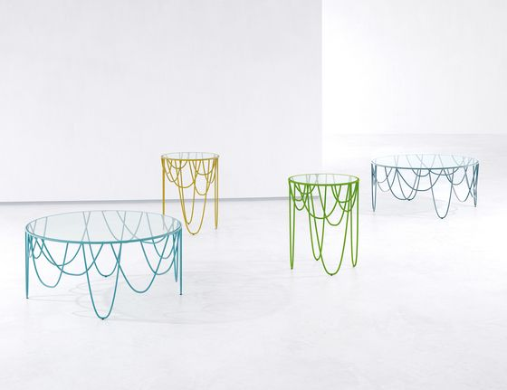 Side tables | Tables | Drapery | spHaus | Nathan Yong. Check it on Architonic