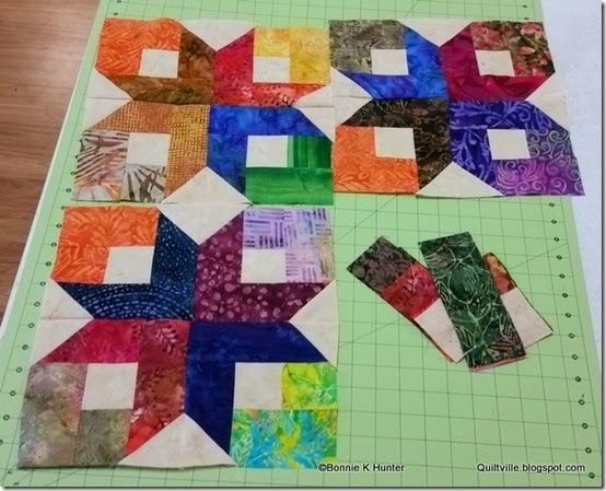 28 best Boxy Stars quilt images on Pinterest   Star quilts, Easy ... : boxy stars quilt pattern - Adamdwight.com