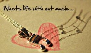 Music Quotes on Life IMages