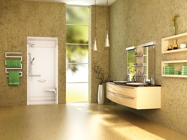 Universal Bathroom Design Captivating 2018