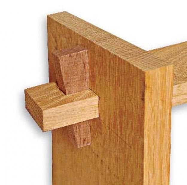 Mortise And Tenon Log Furniture Woodworking Projects Amp Plans