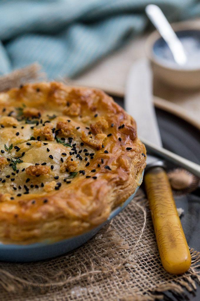 Chicken Pot Pie www.wildeorchard.co.uk