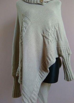 Kup mój przedmiot na #vintedpl http://www.vinted.pl/damska-odziez/swetry-z-golfem/13829225-dlugi-sweter-z-golfem-bardzo-cieply