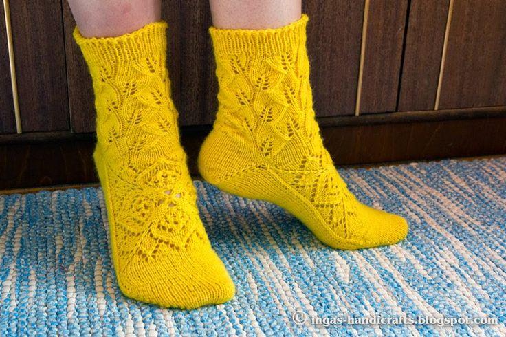 Koome salaja kevade kohale / Secret Knitting, V vihje