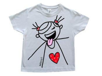 traviesa peke Niños Traviesos Arteneus...las nuevas camisetas!!
