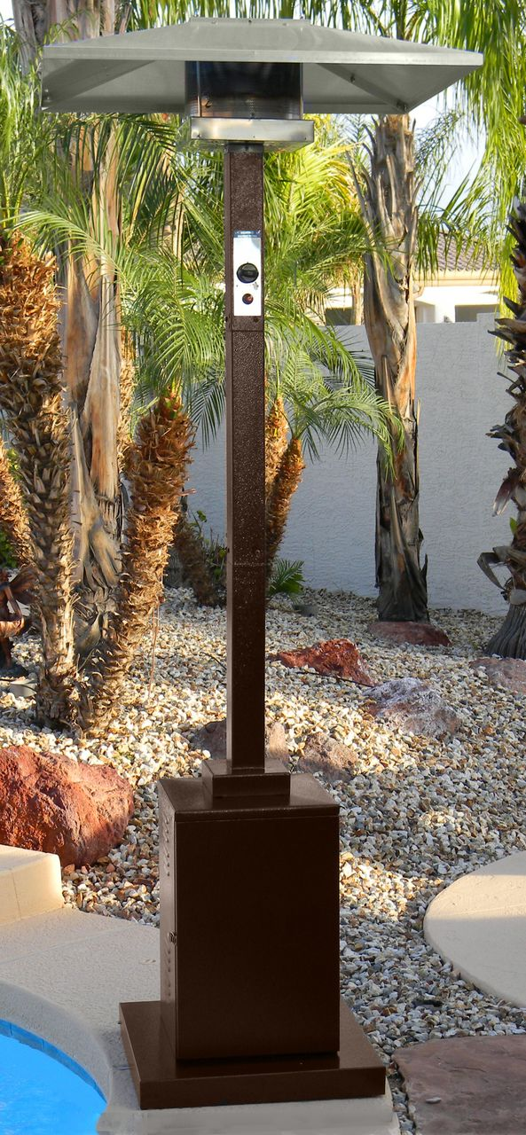 """The Fire Pit Store - TFPS Patio Heaters 91"""" Tall Outdoor 91"""" Tall Commercial Hammered Gold Patio Heater - TFPS-HS-HG, $379.00 (http://www.thefirepitstore.com/tfps-patio-heaters-91-tall-outdoor-91-tall-commercial-hammered-gold-patio-heater-tfps-hs-hg/)"""