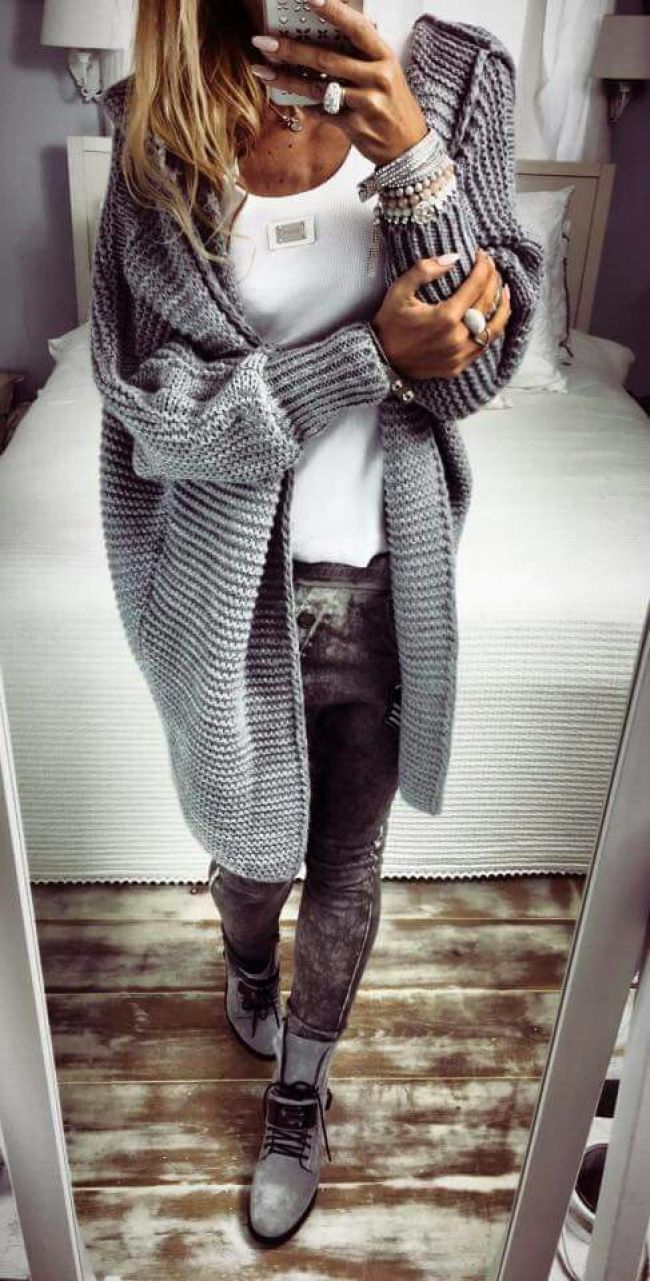Herbst Winter Fashion Outfits 2019 in 2020   Outfit ...