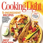 cookinglight.com - healthy foodstuffs!