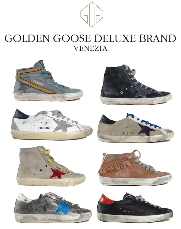 Golden Goose sneakers! Now online http://www.deifashionstore.com/golden-goose/