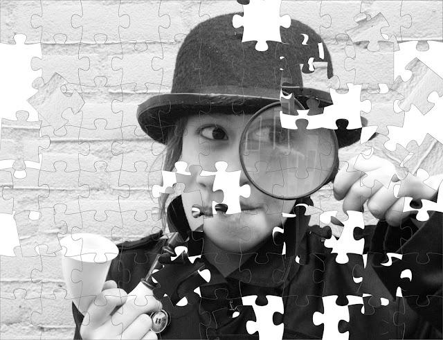 Angela Lansbury Spy Glass