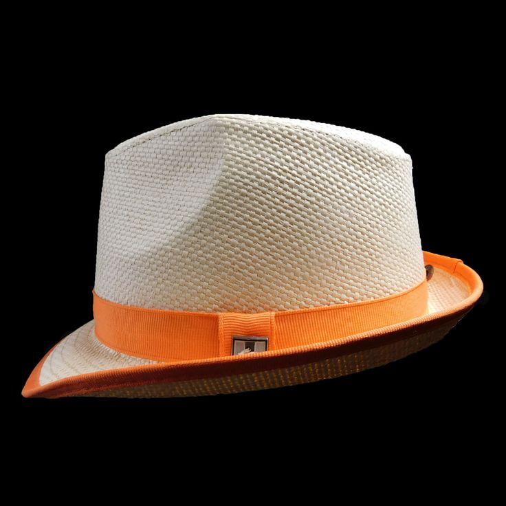 Peter Grimm Fedora with bright trim