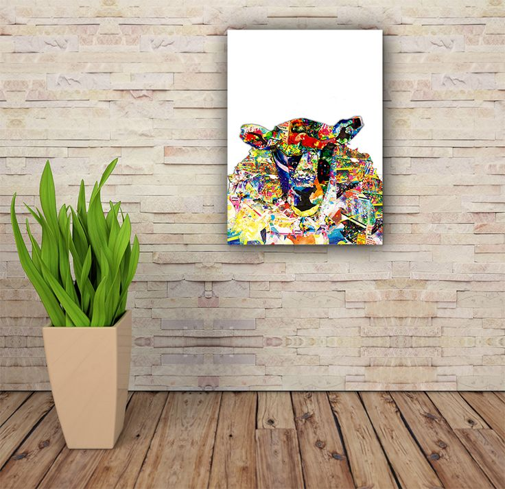 """""""Sheepadelic"""" by Mona De Lima. Dapat dicetak sebagai Art Prints di pilihan media Poster, Kanvas, Kulit dan Kayu.  Temukan koleksi lainnya dari Mona De Lima di www.tokopix.com/collections/mona-de-lima Order online di www.tokopix.com"""