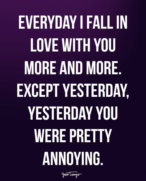 Funny Quotes About Love For Him