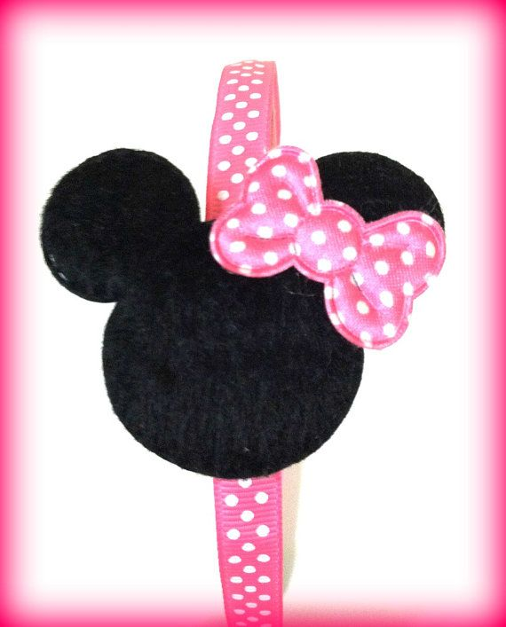 Mini mouse ohrringe