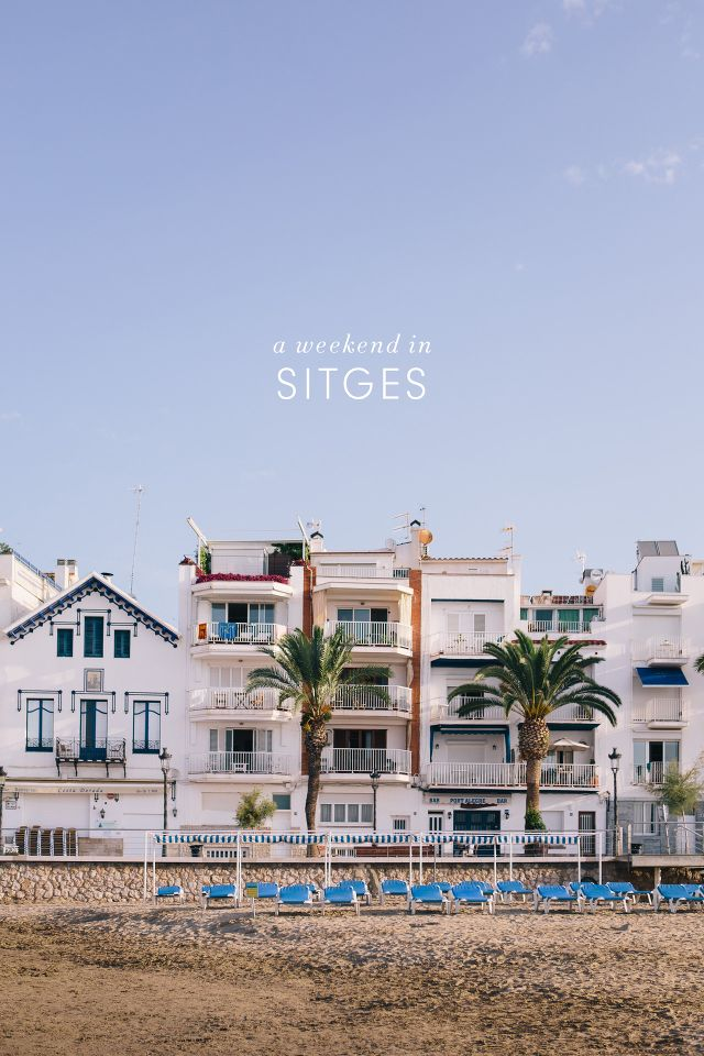 Sitges, Spain  ✈✈✈ Don't miss your chance to win a Free International Roundtrip Ticket to Catalonia, Spain from anywhere in the world **GIVEAWAY** ✈✈✈ https://thedecisionmoment.com/free-roundtrip-tickets-to-europe-spain-catalonia/