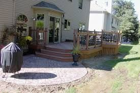 Image result for small deck patio ideas