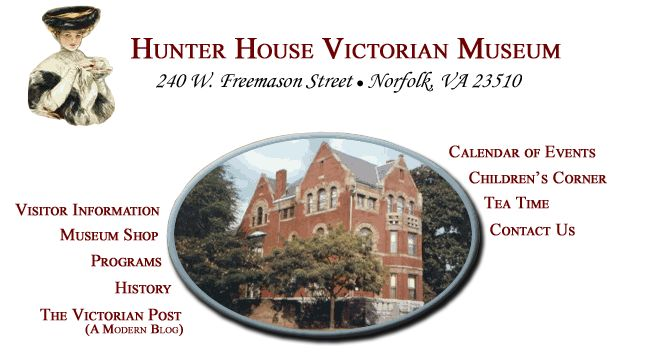 Hunter House Victorian Museum