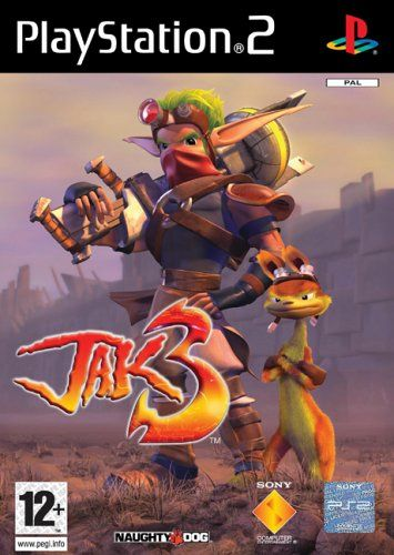 Jak 3 (PS2) - http://www.cheaptohome.co.uk/jak-3-ps2/