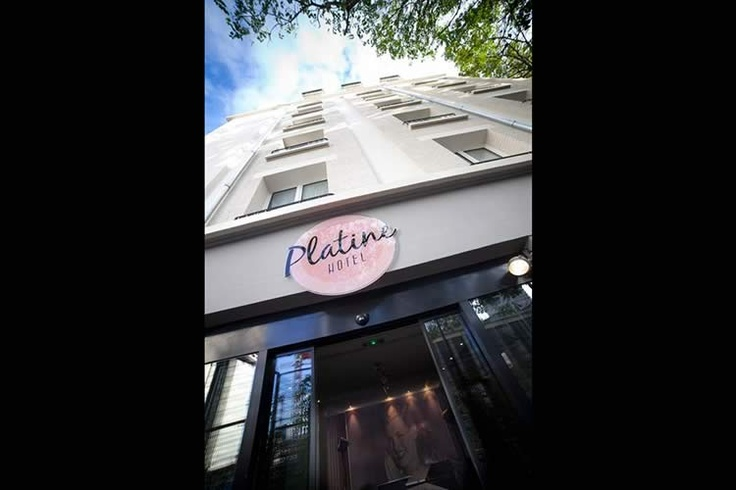 Photos Platine Hotel Paris - Site Officiel