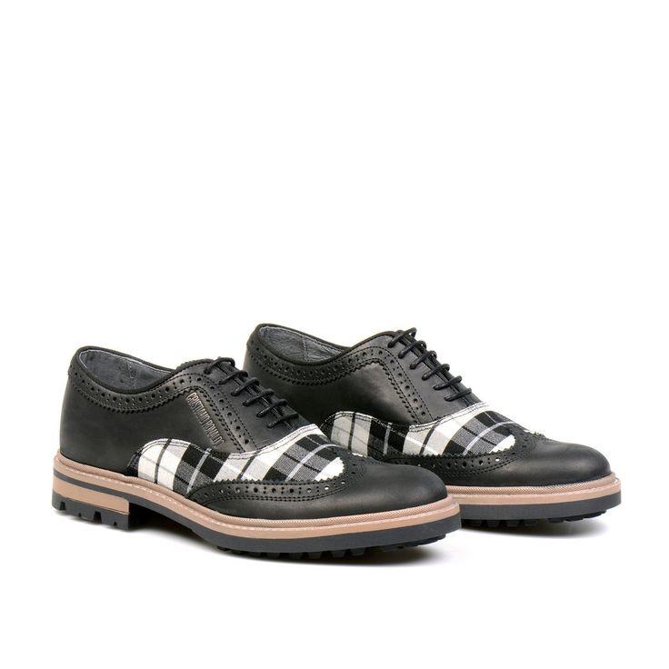 CR7 ALFANDEGA OXFORD BROGUE WALES – Portugal Footwear
