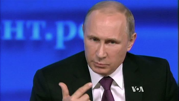 Russian President Vladimir Putin ... get Russia-related news and information at the JRL www.russialist.org
