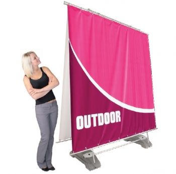 Mega Digital Imaging offering #Spinnaker #Outdoor #Stand to represent your business or services. Spinnaker is the biggest graphic carrier in the range with a graphic area of up to 6m single or double sided. More information at:- http://www.megaimaging.com/Blog/Spinnaker+Outdoor+Stand#tab-description  You can call us at:- 905-501-1933 or 416-844-5152 Or write us at:- info@megaimaging.com