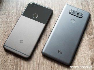 Camera Comparison Between Handsets LG G6 or Pixel XL