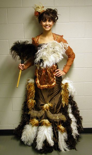 Babette 2008 - Beauty and the Beast Costumes