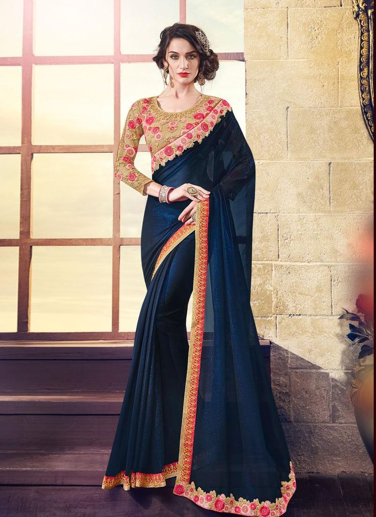 #buysareeonline #womenclothing #onlineshopping #sarees #sari To get more details, Visit: http://manjaree.com  Contact us: +91-9824678889  Email id: sales@manjaree.in